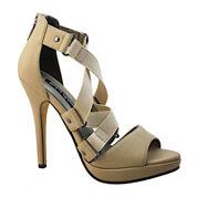 Michael Antonio Lyrick Strappy Platform Sandals