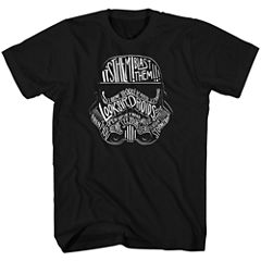 Short Sleeve Star Wars Graphic T-Shirt