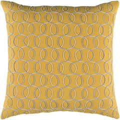 Decor 140 Lackington Square Throw Pillow