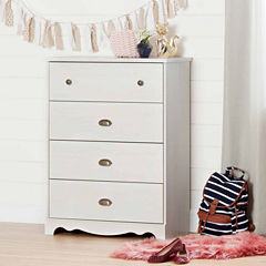 Caravell 4-Drawer Chest