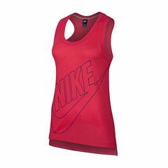 Nike Knit Prep Logo Tank Top
