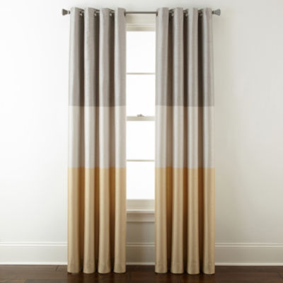 63 inch yellow kitchen curtains for window jcpenney - 63 Inch Curtains