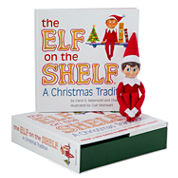 The Elf on the Shelf® A Christmas Tradition - Boy, Blue Eyes