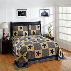 Better Trends Star Bedspread Set