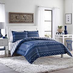 Poppy & Fritz Poppy & Fritz Pippa Bedding Collection Bohemian Reversible Comforter Set