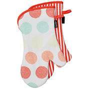 Ladelle® Aria Set of 2 Oven Mitts