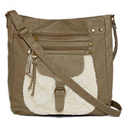 Arizona Crochet Pocket Crossbody Bag