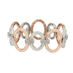 Worthington Womens Stretch Bracelet