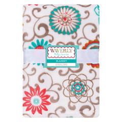 Trend Lab Waverly Pom Pom Play Receiving Blanket