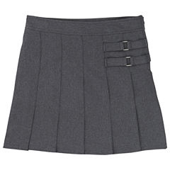 French Toast Scooter Skirt Girls-Plus
