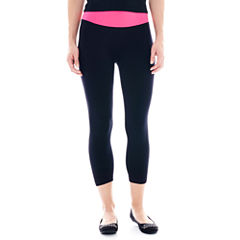 Mixit™ Seamless Cropped Leggings