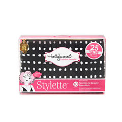 Hollywood Fashioin Secrets Black & White Stylette Classic  & Sophisticated Kit