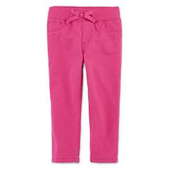 Arizona Pinkwash Denim Pants - Baby Girls 3m-24m
