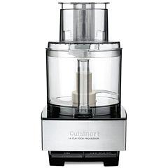 Cuisinart® Custom 14™ 14-Cup Food Processor Brushed Metal Series