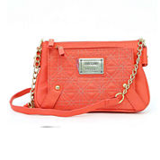 Nicole By Nicole Miller Suzie Quilted Crossbody Bag