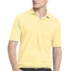 IZOD Heritage Short-Sleeve Solid Piqué Polo