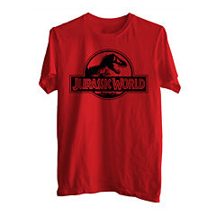 Jurassic World Logo Graphic Tee - Boys 8-20