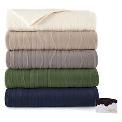 Biddeford™ Comfort Knit Heated Blanket