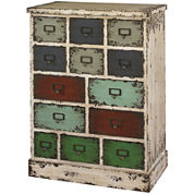 Sherwood 13-Drawer Storage Cabinet