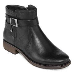 Yuu™ Sazzi Ankle Booties - Wide