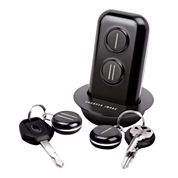 The Sharper Image® Portable Electronic Key Finder
