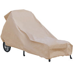SURE FIT® Patio Chaise Lounge Cover