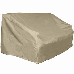 SURE FIT® Patio Loveseat and Bench Cover