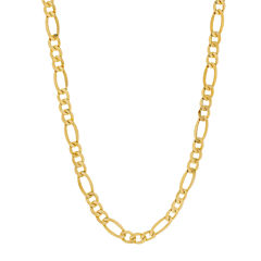 Made In Italy 14K Gold 22 Inch Chain Necklace