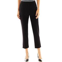 Liz Claiborne® Ankle Pants - Tall