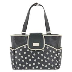 Carter's® Diaper Bag - Polka Dot Print