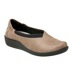 Clarks® Sillian Jetay Slip-On Shoes