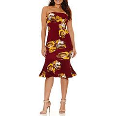 Bisou Bisou Sleeveless Bodycon Dress