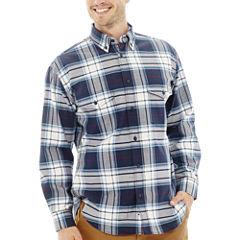 FireZero® by Wolverine® Long-Sleeve Flame-Resistant Plaid Shirt