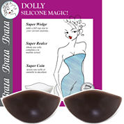 Brazabra Silicone Dolly Pads
