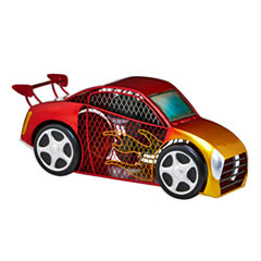DecoBreeze™ Racecar Figurine Fan