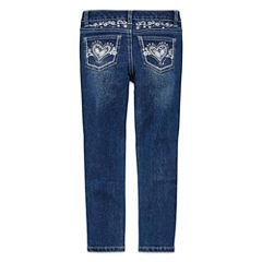 Arizona Skinny Fit Jeans Toddler Girls