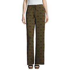 i jeans by Buffalo Elephant Print Palazzo Pants