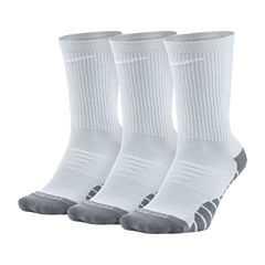 Nike 3-pc. Crew Socks