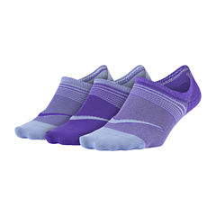 Nike 3-pk. Nylon No Show Socks