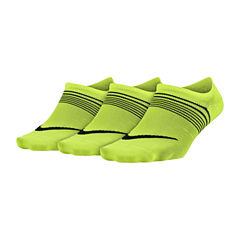 Nike 3 Pair No Show Socks
