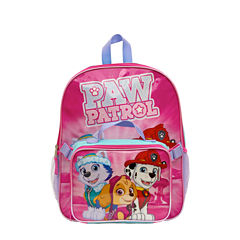 Paw Patrol Backpack with Lunch Tote