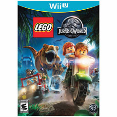 Lego Jurassic World Ninjago Video Game-Wii U