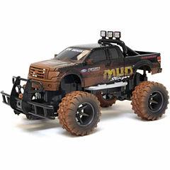 1:15 R/C Mud Slinger  Ford F-150