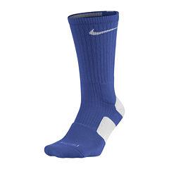 Nike® Basketball Elite Crew Socks–Big & Tall