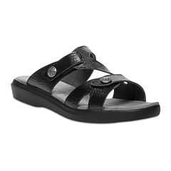 Propet® St. Lucia Womens Leather Sandals