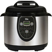 Elite EPC-608 6-Quart Electric Pressure Cooker