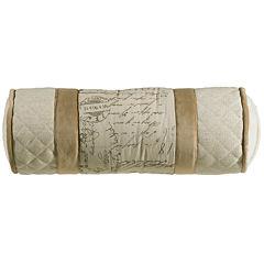 HiEnd Accents Fairfield Bolster Pillow