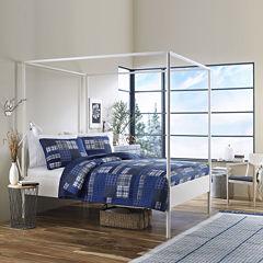 Eddie Bauer® Eastmont Plaid Quilt Set