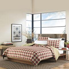 Eddie Bauer® Ravenna Plaid Quilt Set