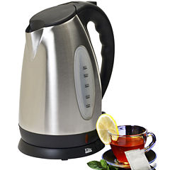 Elite Platinum EKT-7050 1.7-Liter Cordless Electric Kettle